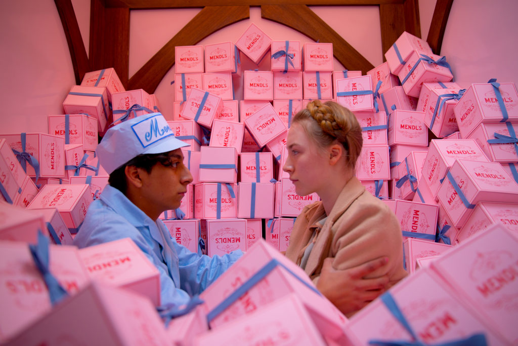 Films the grand budapest hotel