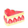 illustration fraisier