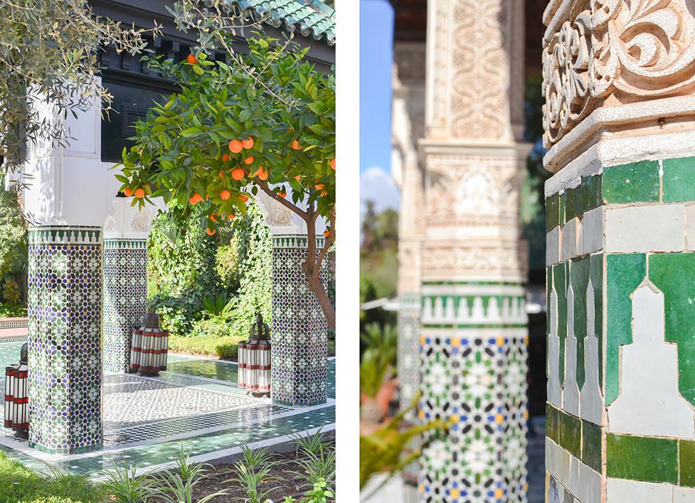 Marrakech mamounia
